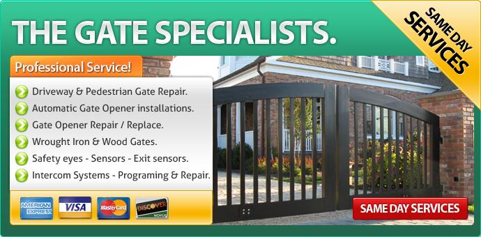 Gate Repair Castle Rock CO